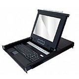 OXCA Rack LCD Console [KLB-116] - Kvm Switch Lcd